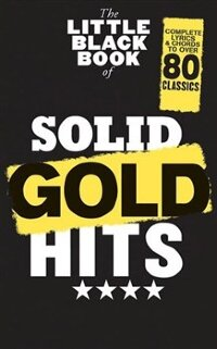 AM1007358 - The Little Black Book Of Solid Gold Hits