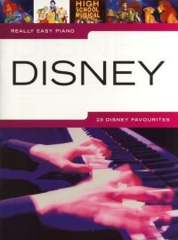 Really Easy Piano: Disney