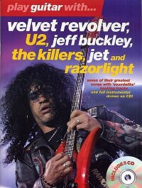AM91957 - Play Guitar With... Velvet Revolver, U2, Jeff Buckley, The Killers,...