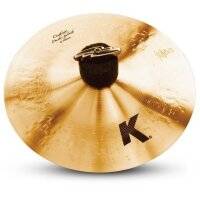 ZILDJIAN 8' K' CUSTOM DARK тарелка типа Splash
