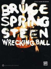 SPRINGSTEEN BRUCE WRECKING BALL GUITAR TAB BK
