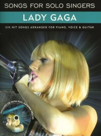 Songs For Solo Singers: Lady GaGa