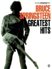 BRUCE SPRINGSTEEN GREATEST HITS (TAB)