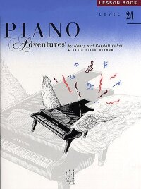 Piano Adventures®: Lesson Book - Level 2A