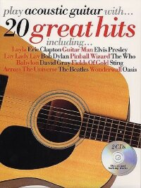Play Acoustic Guitar With... 20 Great Hits
