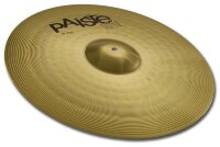 "Тарелка Ride 20"" Paiste 20"" 101 Brass Ride"