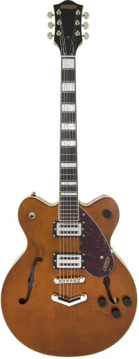 GRETSCH G2622 STRML CB DC SNGBRL полуакустическая электрогитара, цвет Single Barrel Stain