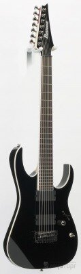 IBANEZ IRON LABEL RGIR27FE-BK семиструнная электрогитара, цвет черный