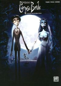 CORPSE BRIDE SELECTIONS FROM THE MOTION PICTURE PVG