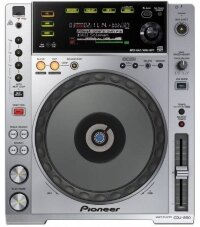 PIONEER CDJ-350-W DJ CD/MP3 плеер (белый)