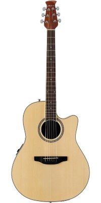 APPLAUSE AB24II-4 Balladeer Mid Cutaway Natural электроакустическая гитара