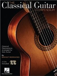 HL00116836 - The Classical Guitar Compendium